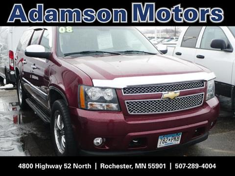 2008 Chevrolet Suburban For Sale In Rochester Mn