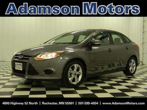 2014 Ford Focus for sale in Rochester MN