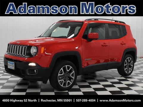 2016 Jeep Renegade for sale in Rochester MN