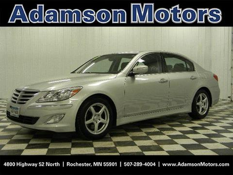 2013 Hyundai Genesis for sale in Rochester MN