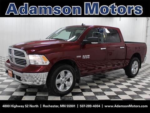 2016 RAM Ram Pickup 1500 for sale in Rochester MN