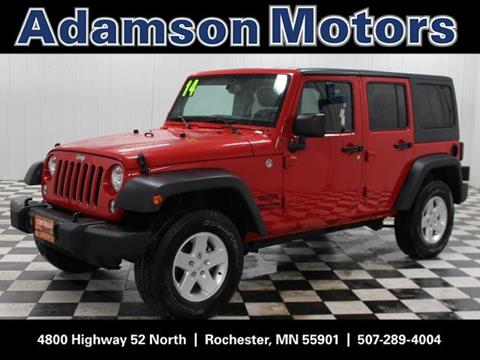 jeep for sale in rochester mn. Black Bedroom Furniture Sets. Home Design Ideas