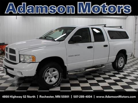 2003 Dodge Ram Pickup 1500 for sale in Rochester MN
