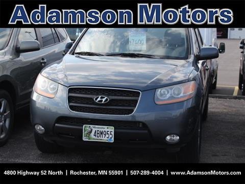 2008 Hyundai Santa Fe for sale in Rochester MN