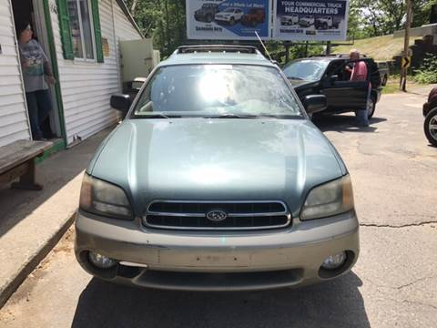 2001 Subaru Outback for sale in Fitchburg, MA