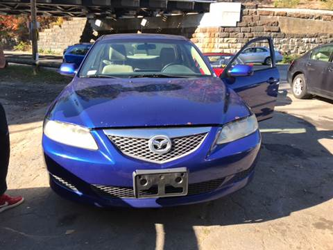 2005 Mazda MAZDA6 for sale in Fitchburg, MA