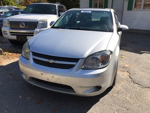 2010 Chevrolet Cobalt for sale in Fitchburg, MA
