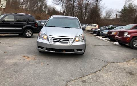 2010 Honda Odyssey for sale in Fitchburg, MA