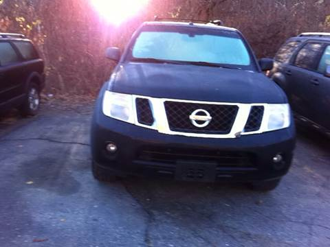 2008 Nissan Pathfinder for sale in Fitchburg, MA