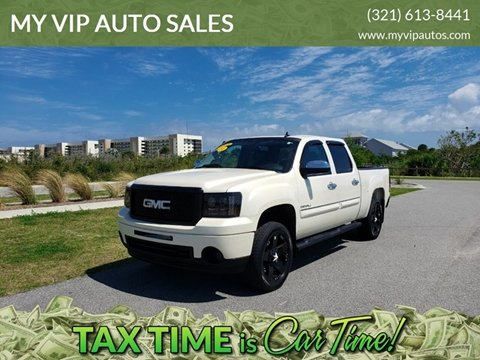 2011 GMC Sierra 1500 for sale in Merritt Island, FL