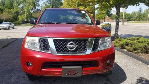2008 Nissan Pathfinder for sale in Cleveland Heights, OH