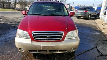 2003 Kia Sedona for sale in Cleveland Heights, OH