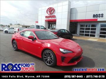 2017 Toyota 86 for sale in Wynne, AR