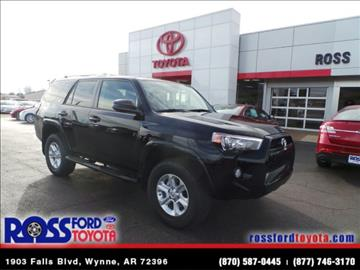 2016 Toyota 4Runner for sale in Wynne, AR