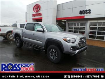 2017 Toyota Tacoma for sale in Wynne, AR