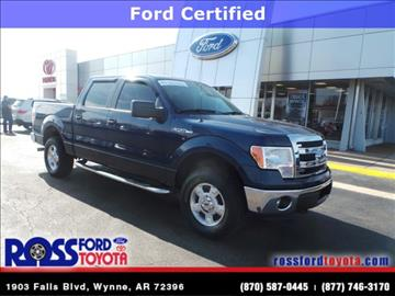 2014 Ford F-150 for sale in Wynne, AR