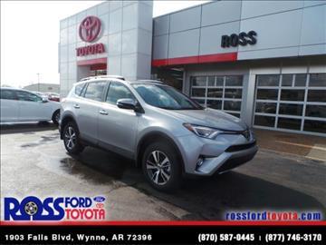2017 Toyota RAV4 for sale in Wynne, AR