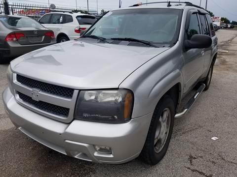 2008 Chevrolet TrailBlazer for sale in Houston, TX