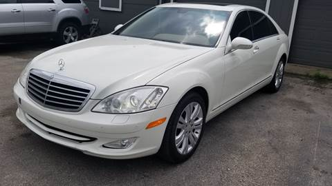 2009 Mercedes-Benz S-Class for sale at ACE AUTOMOTIVE in Houston TX