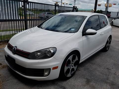 2011 Volkswagen GTI for sale at ACE AUTOMOTIVE in Houston TX