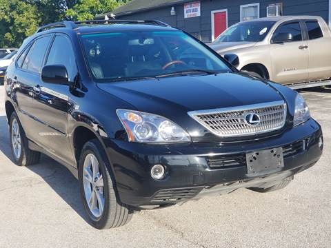 2008 Lexus RX 400h for sale at ACE AUTOMOTIVE in Houston TX