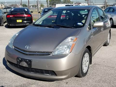 2006 Toyota Prius for sale at ACE AUTOMOTIVE in Houston TX
