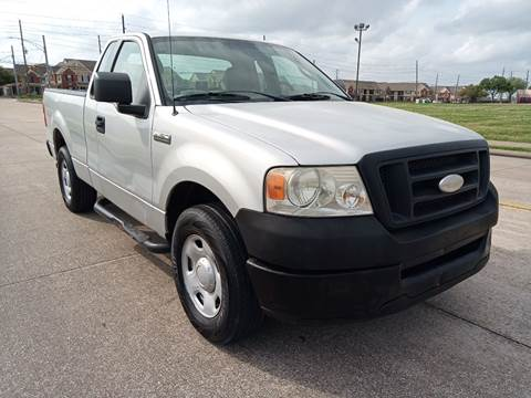 2008 Ford F-150 for sale at ACE AUTOMOTIVE in Houston TX