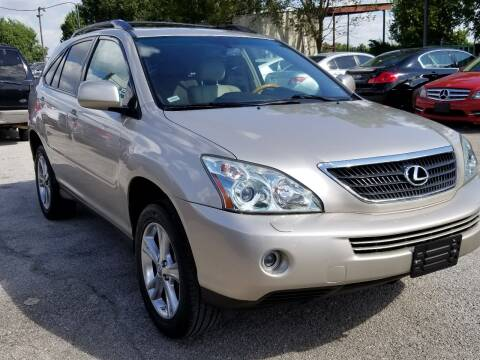 2007 Lexus RX 400h for sale at ACE AUTOMOTIVE in Houston TX