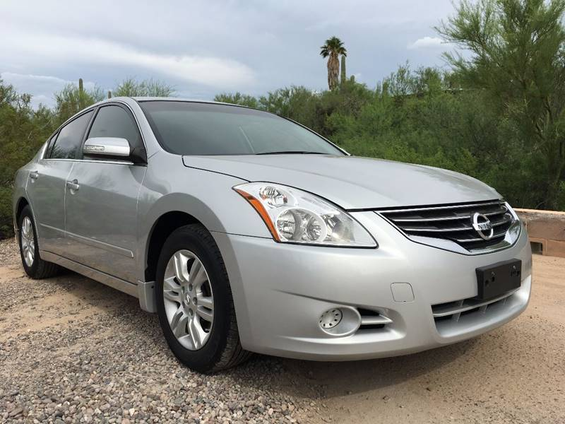 2011 Nissan Altima for sale at Auto Executives in Tucson AZ