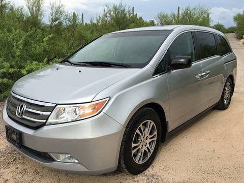 2011 Honda Odyssey for sale at Auto Executives in Tucson AZ