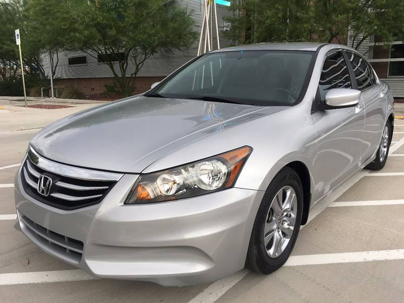 2012 Honda Accord for sale at Auto Executives in Tucson AZ