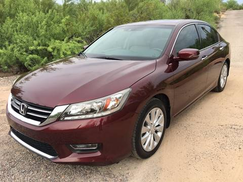 2013 Honda Accord for sale at Auto Executives in Tucson AZ