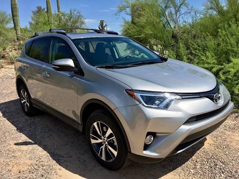 2016 Toyota RAV4 for sale at Auto Executives in Tucson AZ