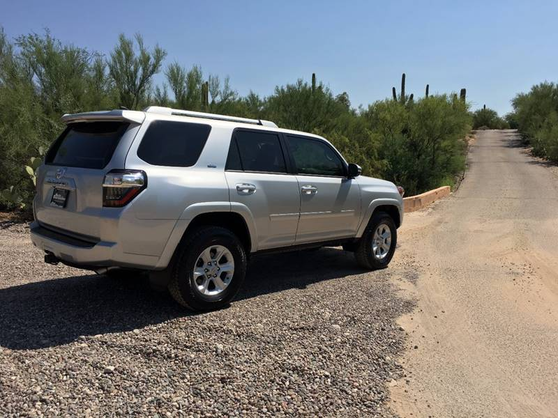 2017 Toyota 4Runner for sale at Auto Executives in Tucson AZ