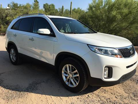 2014 Kia Sorento for sale at Auto Executives in Tucson AZ