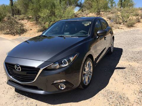 2016 Mazda MAZDA3 for sale at Auto Executives in Tucson AZ