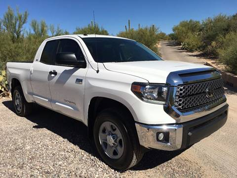 2018 Toyota Tundra for sale at Auto Executives in Tucson AZ