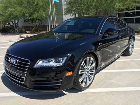 2014 Audi A7 for sale at Auto Executives in Tucson AZ