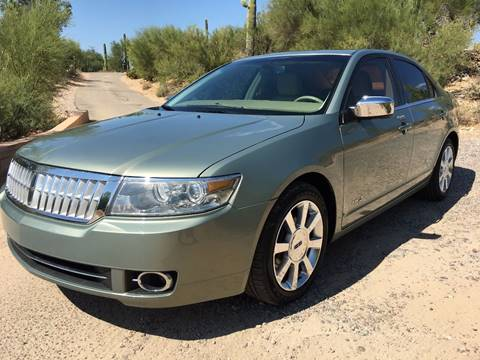 2009 Lincoln MKZ for sale at Auto Executives in Tucson AZ