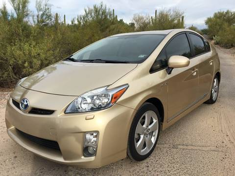 2011 Toyota Prius for sale at Auto Executives in Tucson AZ