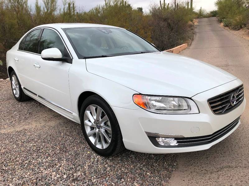 2014 Volvo S80 for sale at Auto Executives in Tucson AZ