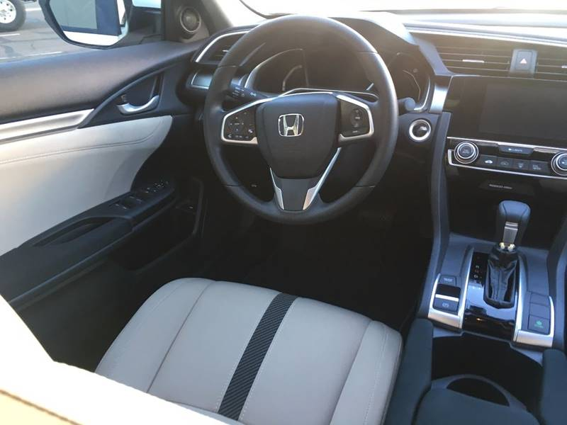 2016 Honda Civic for sale at Auto Executives in Tucson AZ