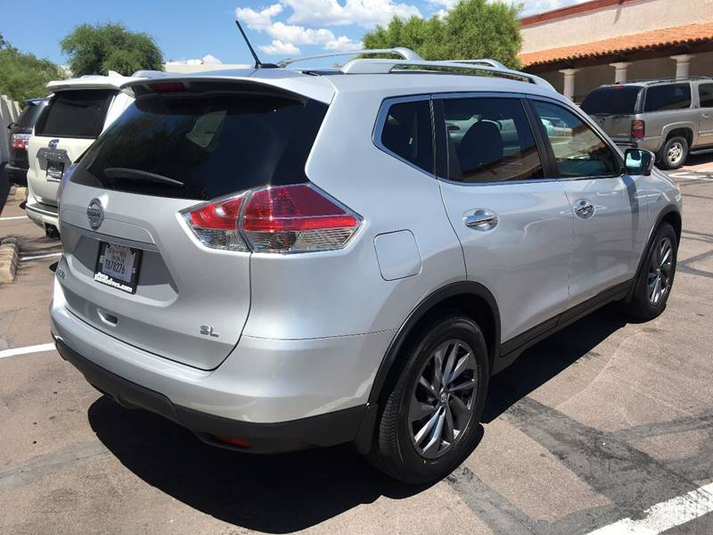2016 Nissan Rogue for sale at Auto Executives in Tucson AZ