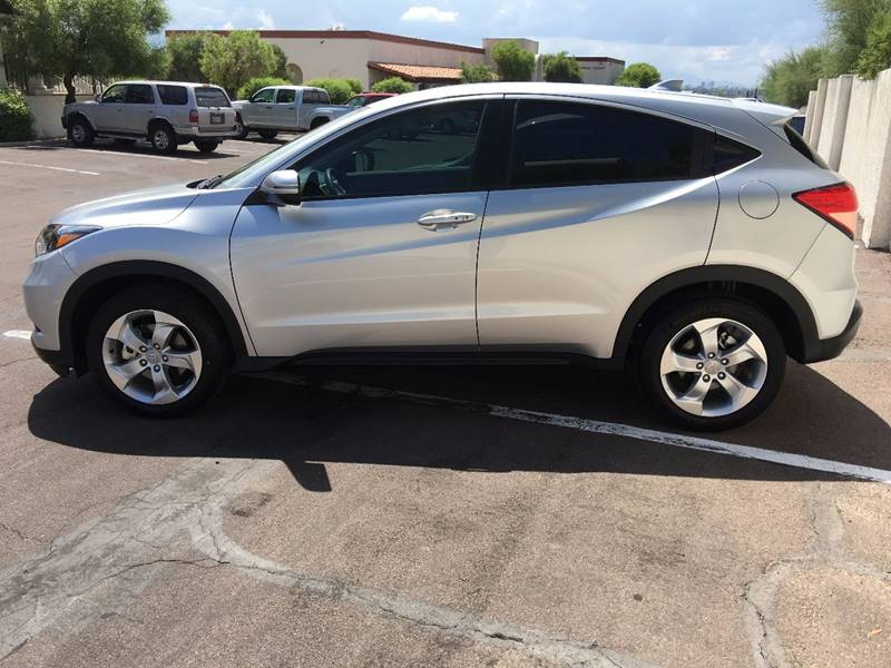 2016 Honda HR-V for sale at Auto Executives in Tucson AZ