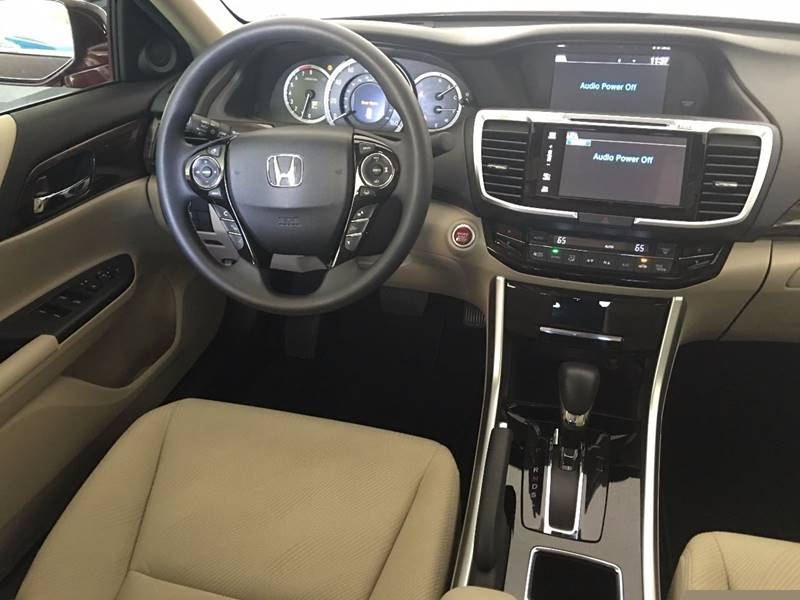 2016 Honda Accord for sale at Auto Executives in Tucson AZ