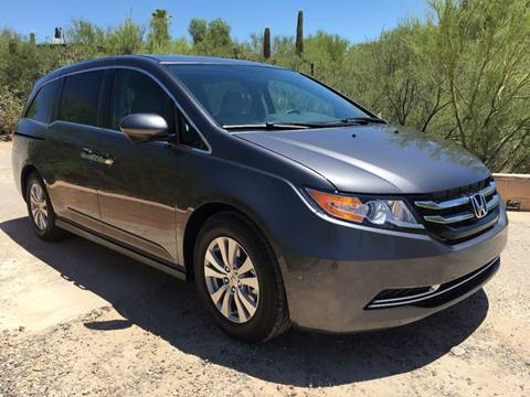 2016 Honda Odyssey for sale at Auto Executives in Tucson AZ
