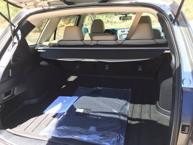 2017 Subaru Outback for sale at Auto Executives in Tucson AZ