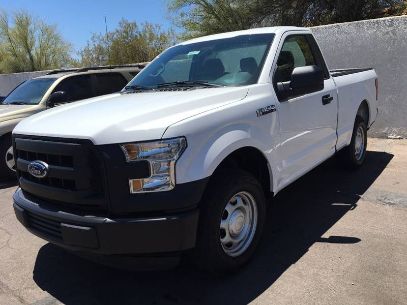 2016 Ford F-150 for sale at Auto Executives in Tucson AZ