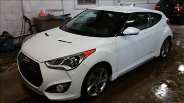 2013 Hyundai Veloster Turbo for sale in Savage, MN