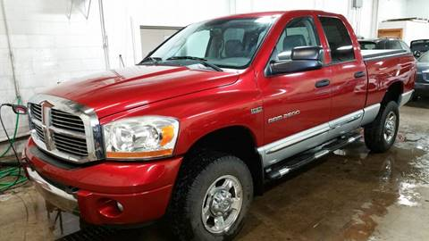 2006 Dodge Ram Pickup 2500 for sale in Savage, MN